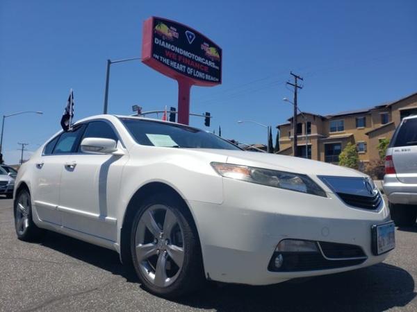 2012 Acura TL in Long Beach, CA