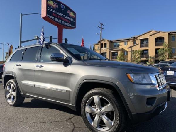 2012 Jeep Grand Cherokee in Long Beach, CA