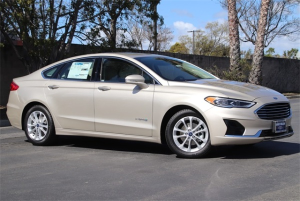 2019 Ford Fusion in Newark, CA