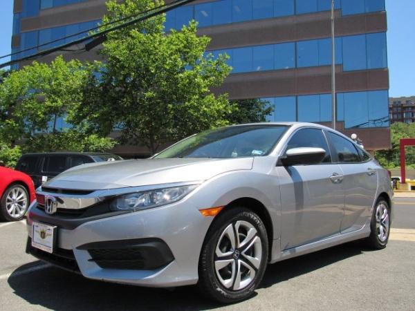 2016 Honda Civic in Arlington, VA