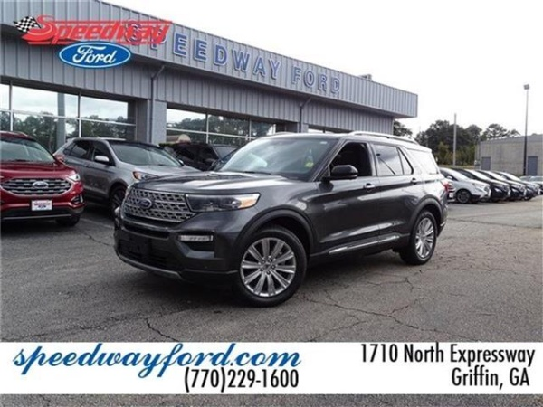 2020 Ford Explorer in Griffin, GA