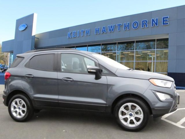 2018 Ford EcoSport in Belmont, NC