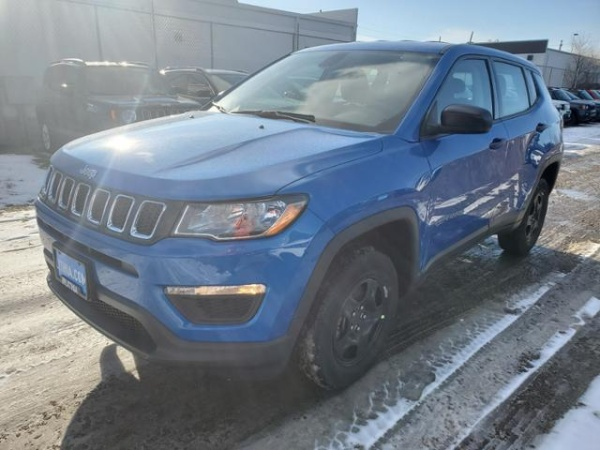 2020 Jeep Compass in Billings, MT