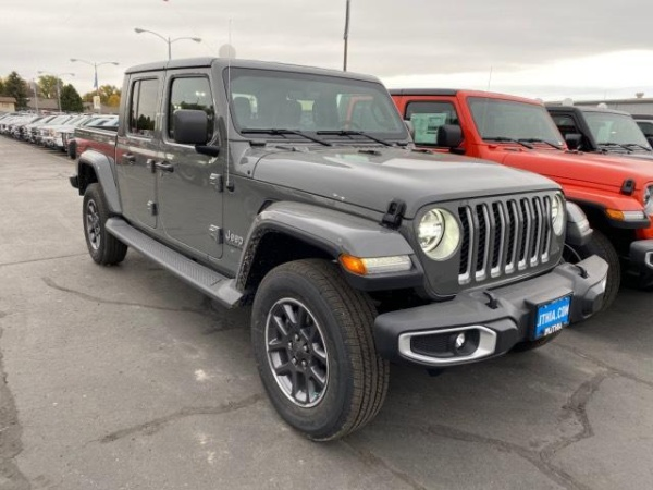 2020 Jeep Gladiator in Billings, MT