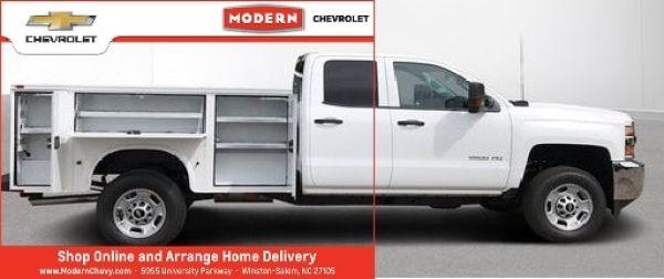 2019 Chevrolet Silverado 2500HD in Winston Salem, NC