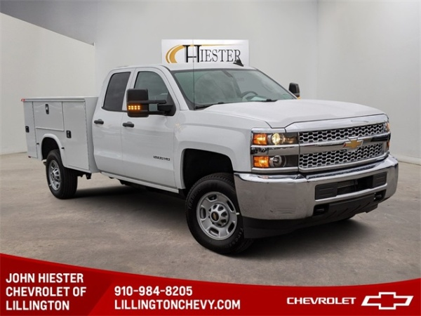 2019 Chevrolet Silverado 2500HD in Lillington, NC
