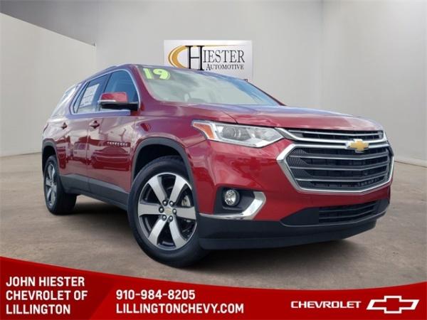 2019 Chevrolet Traverse in Lillington, NC