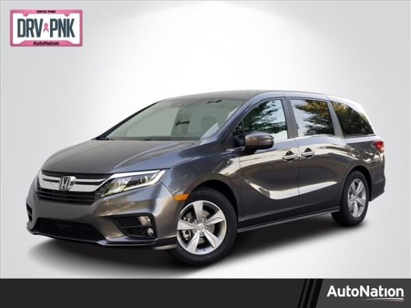 2020 Honda Odyssey in Knoxville, TN