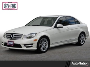 Used 2012 Mercedes Benz C Class C 300 4MATIC Sport Sedan For Sale In