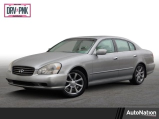 2002 Infiniti Q45 Luxury Performance For In Knoxville Tn