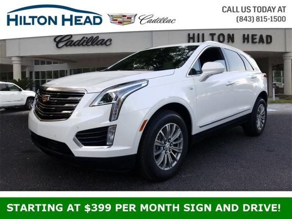 2019 Cadillac XT5 in Bluffton, SC