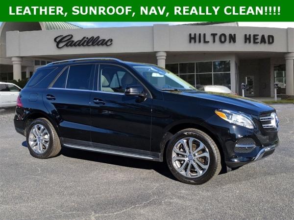 2017 Mercedes-Benz GLE in Bluffton, SC