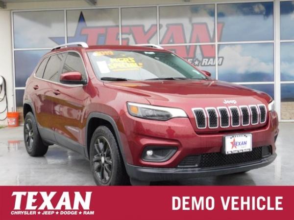 2019 Jeep Cherokee in Humble, TX