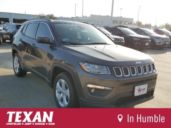 2019 Jeep Compass in Humble, TX