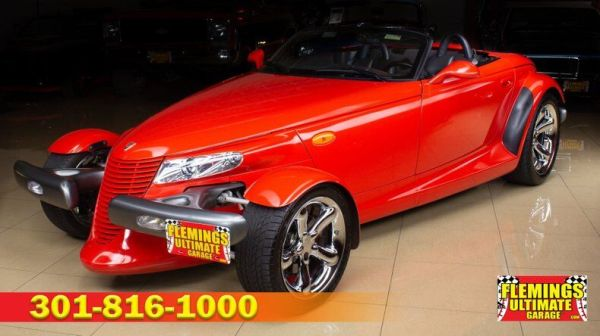 1999 Plymouth Prowler in Rockville, MD