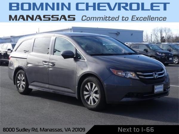 2017 Honda Odyssey in Manassas, VA