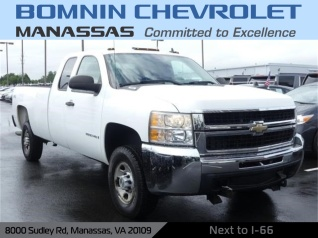 Used Chevrolet Silverado 2500hds For Sale In Martinsburg Wv