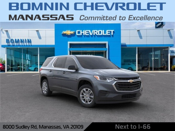 2020 Chevrolet Traverse in Manassas, VA