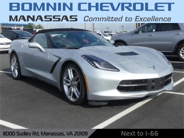2015 Chevrolet Corvette in Manassas, VA