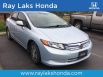 Used 2012 Honda Civic with Leather Sedan Hybrid L4 CVT for Sale in Orchard Park, NY