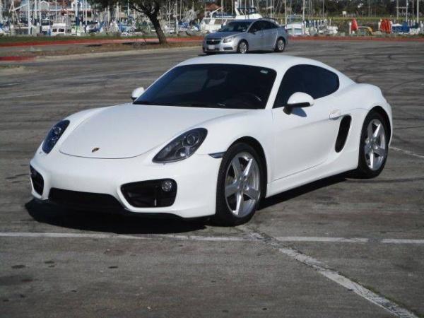 2015 Porsche Cayman Base
