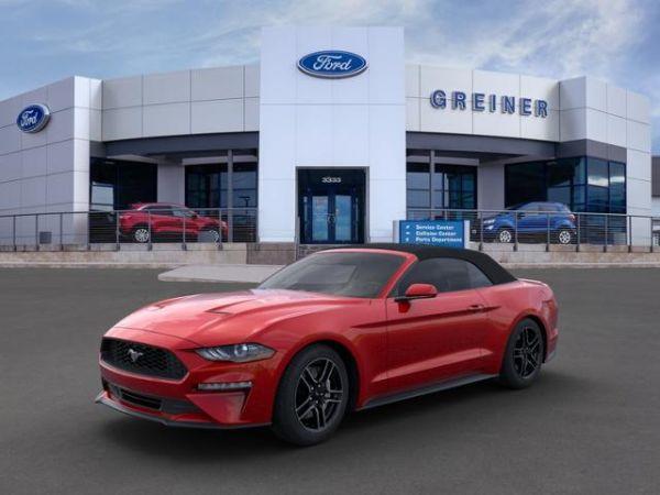 2020 Ford Mustang in Casper, WY