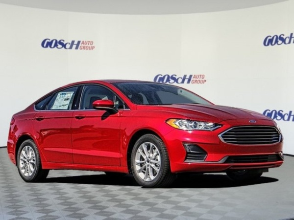 2020 Ford Fusion in Escondido, CA