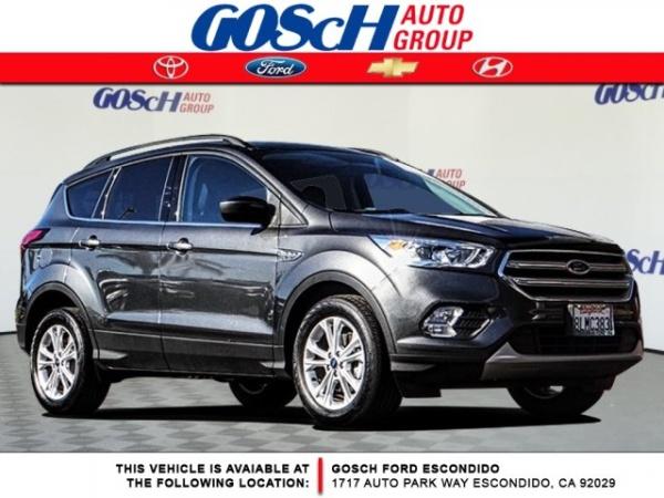 2019 Ford Escape in Escondido, CA