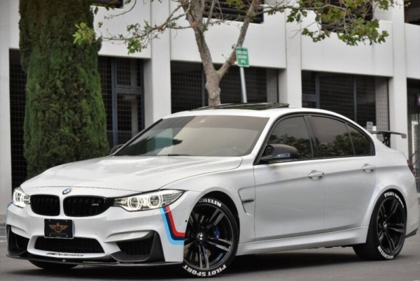 2016 BMW M3 in Santa Cruz, CA