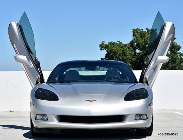 2005 Chevrolet Corvette in Santa Cruz, CA