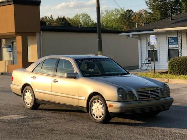 1999 Mercedes-Benz E E 300 Diesel