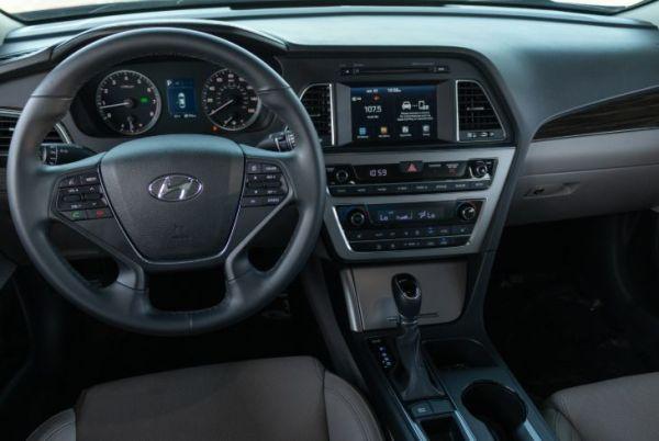 2017 Hyundai Sonata in Fontana, CA