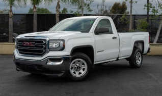 2016 Gmc Sierra 1500 2wd Reg Cab 133 0 For In Fontana