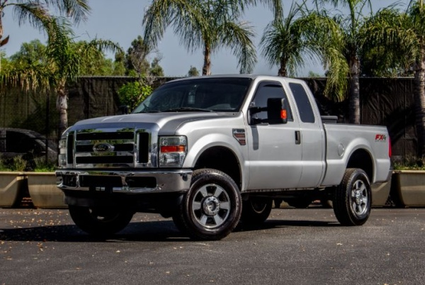 2010 Ford Super Duty F-350 XL