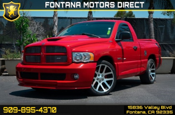 Dodge Ram Srt 10 For Sale >> 2004 Dodge Ram Srt 10 For Sale 12 Cars From 16 985