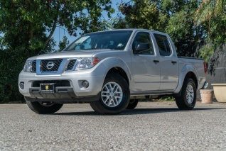 2017 Nissan Frontier Sv V6 Crew Cab 2wd Auto For In Fontana Ca