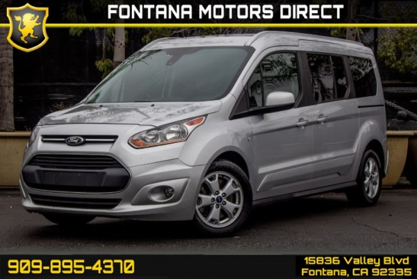 2016 Ford Transit Connect Wagon in Fontana, CA