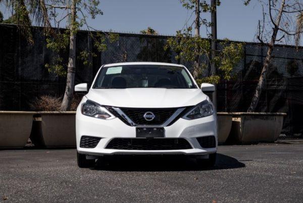 2016 Nissan Sentra in Fontana, CA