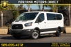 "2015 Ford Transit Passenger Wagon T-150 XL with Sliding RH Door 148"" Medium Roof for Sale in Fontana, CA"
