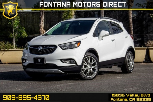 2018 Buick Encore in Fontana, CA