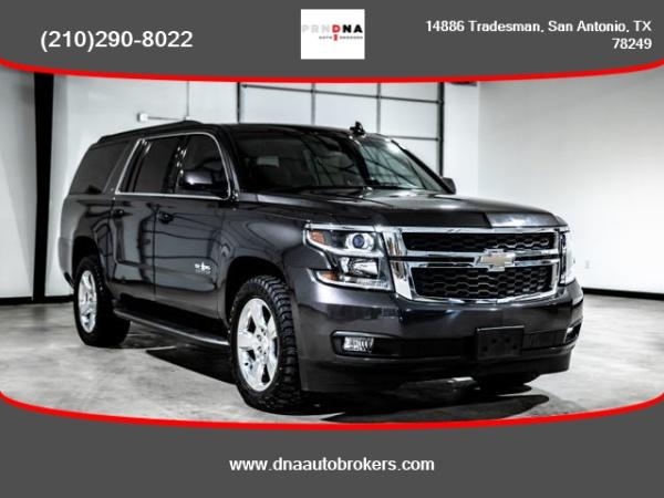 2016 Chevrolet Suburban in San Antonio, TX