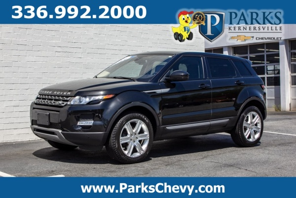 used land rover range rover evoque for sale in durham nc. Black Bedroom Furniture Sets. Home Design Ideas