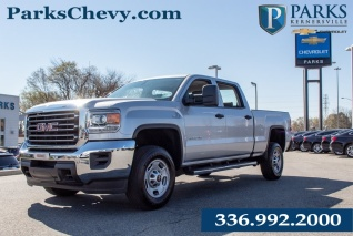 2017 Gmc Sierra 2500hd Crew Cab Standard Box 2wd For In Kernersville Nc