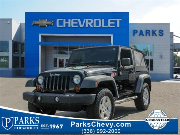 2011 Jeep Wrangler in Kernersville, NC