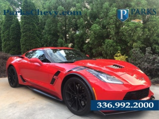 Used 2017 Chevrolet Corvette For Sale 255 Used 2017 Corvette