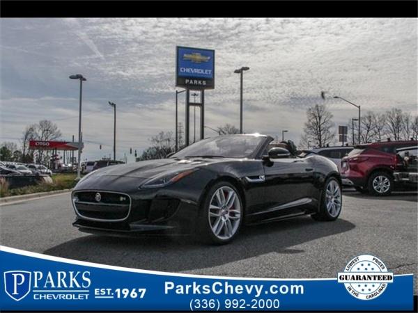 2017 Jaguar F-TYPE in Kernersville, NC