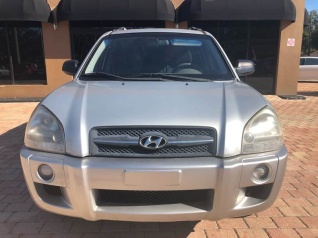2008 Hyundai Tucson Gls I4 Fwd Automatic For In Tampa Fl