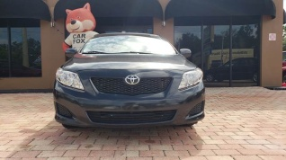 Used 2009 Toyota Corolla LE Automatic For Sale In Tampa, FL
