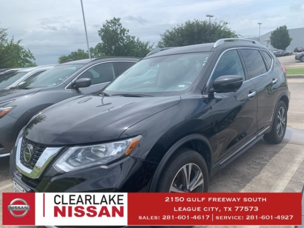 2018 Nissan Rogue in League City, TX