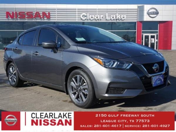 2020 Nissan Versa in League City, TX